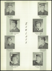 Page 14, 1956 Edition, William S Hart High School - Tomahawk Yearbook (Newhall, CA) online yearbook collection