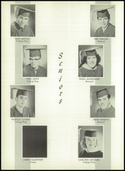 Page 16, 1956 Edition, William S Hart High School - Tomahawk Yearbook (Newhall, CA) online yearbook collection