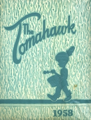 1958 Edition, William S Hart High School - Tomahawk Yearbook (Newhall, CA)