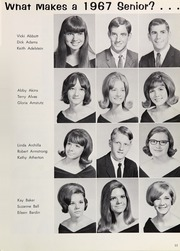 Page 15, 1967 Edition, Lake Highlands High School - Wildcat Yearbook (Dallas, TX) online yearbook collection