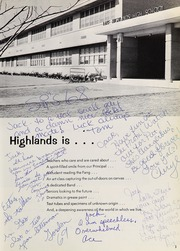 Page 7, 1967 Edition, Lake Highlands High School - Wildcat Yearbook (Dallas, TX) online yearbook collection