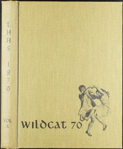 1970 Edition, Lake Highlands High School - Wildcat Yearbook (Dallas, TX)