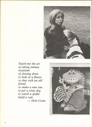 Page 10, 1972 Edition, Lake Highlands High School - Wildcat Yearbook (Dallas, TX) online yearbook collection