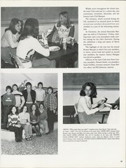 Page 91, 1976 Edition, Lake Highlands High School - Wildcat Yearbook (Dallas, TX) online yearbook collection