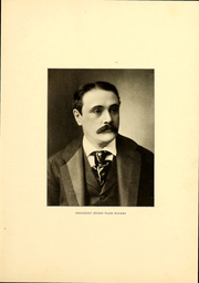Page 11, 1901 Edition, Northwestern University - Syllabus Yearbook (Evanston, IL) online yearbook collection