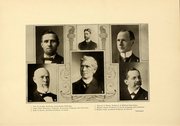 Page 15, 1901 Edition, Northwestern University - Syllabus Yearbook (Evanston, IL) online yearbook collection