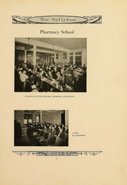 Page 7, 1912 Edition, Northwestern University - Syllabus Yearbook (Evanston, IL) online yearbook collection