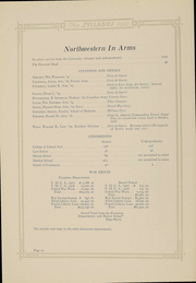 Page 12, 1920 Edition, Northwestern University - Syllabus Yearbook (Evanston, IL) online yearbook collection