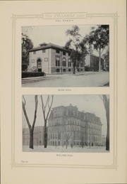 Page 16, 1920 Edition, Northwestern University - Syllabus Yearbook (Evanston, IL) online yearbook collection