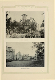Page 17, 1920 Edition, Northwestern University - Syllabus Yearbook (Evanston, IL) online yearbook collection