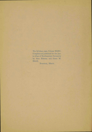 Page 4, 1920 Edition, Northwestern University - Syllabus Yearbook (Evanston, IL) online yearbook collection