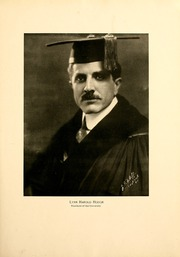 Page 11, 1921 Edition, Northwestern University - Syllabus Yearbook (Evanston, IL) online yearbook collection