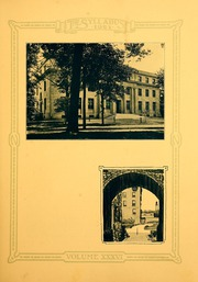 Page 15, 1921 Edition, Northwestern University - Syllabus Yearbook (Evanston, IL) online yearbook collection