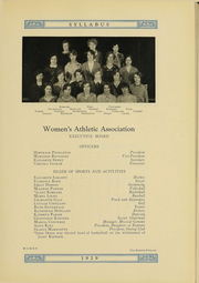 Page 250, 1929 Edition, Northwestern University - Syllabus Yearbook (Evanston, IL) online yearbook collection