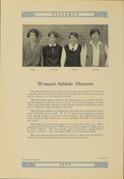Page 251, 1929 Edition, Northwestern University - Syllabus Yearbook (Evanston, IL) online yearbook collection