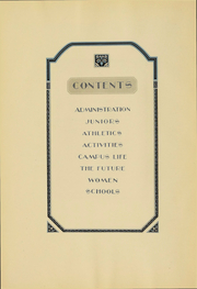 Page 7, 1929 Edition, Northwestern University - Syllabus Yearbook (Evanston, IL) online yearbook collection