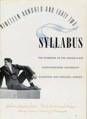 Page 9, 1942 Edition, Northwestern University - Syllabus Yearbook (Evanston, IL) online yearbook collection