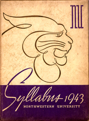 Page 1, 1943 Edition, Northwestern University - Syllabus Yearbook (Evanston, IL) online yearbook collection