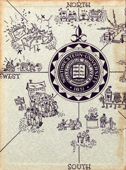 Page 2, 1943 Edition, Northwestern University - Syllabus Yearbook (Evanston, IL) online yearbook collection