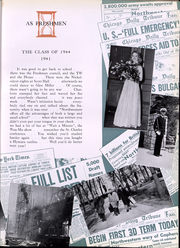 Page 10, 1944 Edition, Northwestern University - Syllabus Yearbook (Evanston, IL) online yearbook collection