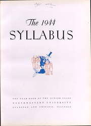 Page 6, 1944 Edition, Northwestern University - Syllabus Yearbook (Evanston, IL) online yearbook collection