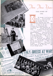Page 9, 1944 Edition, Northwestern University - Syllabus Yearbook (Evanston, IL) online yearbook collection