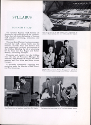 Page 17, 1948 Edition, Northwestern University - Syllabus Yearbook (Evanston, IL) online yearbook collection