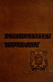Northwestern University - Syllabus Yearbook (Evanston, IL) online yearbook collection, 1951 Edition, Page 1