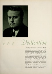 Page 11, 1951 Edition, Northwestern University - Syllabus Yearbook (Evanston, IL) online yearbook collection