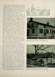 Page 17, 1951 Edition, Northwestern University - Syllabus Yearbook (Evanston, IL) online yearbook collection