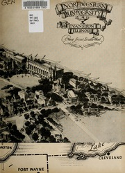 Page 3, 1951 Edition, Northwestern University - Syllabus Yearbook (Evanston, IL) online yearbook collection