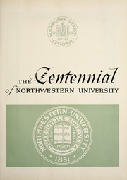 Page 7, 1951 Edition, Northwestern University - Syllabus Yearbook (Evanston, IL) online yearbook collection