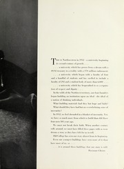 Page 11, 1952 Edition, Northwestern University - Syllabus Yearbook (Evanston, IL) online yearbook collection