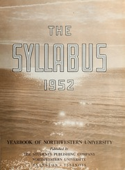 Page 7, 1952 Edition, Northwestern University - Syllabus Yearbook (Evanston, IL) online yearbook collection