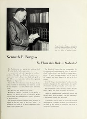Page 9, 1952 Edition, Northwestern University - Syllabus Yearbook (Evanston, IL) online yearbook collection