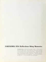 Page 10, 1954 Edition, Northwestern University - Syllabus Yearbook (Evanston, IL) online yearbook collection