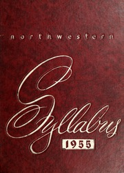 Page 1, 1955 Edition, Northwestern University - Syllabus Yearbook (Evanston, IL) online yearbook collection