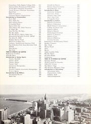 Page 13, 1955 Edition, Northwestern University - Syllabus Yearbook (Evanston, IL) online yearbook collection