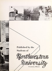 Page 9, 1955 Edition, Northwestern University - Syllabus Yearbook (Evanston, IL) online yearbook collection