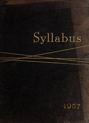 Page 1, 1957 Edition, Northwestern University - Syllabus Yearbook (Evanston, IL) online yearbook collection