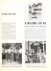 Page 17, 1957 Edition, Northwestern University - Syllabus Yearbook (Evanston, IL) online yearbook collection