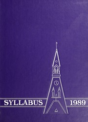 Page 1, 1989 Edition, Northwestern University - Syllabus Yearbook (Evanston, IL) online yearbook collection