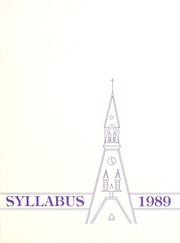 Page 3, 1989 Edition, Northwestern University - Syllabus Yearbook (Evanston, IL) online yearbook collection