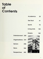 Page 9, 1990 Edition, Northwestern University - Syllabus Yearbook (Evanston, IL) online yearbook collection