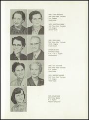 Page 11, 1957 Edition, Liberty Eylau High School - Leopard Yearbook (Texarkana, TX) online yearbook collection