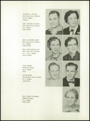 Page 12, 1957 Edition, Liberty Eylau High School - Leopard Yearbook (Texarkana, TX) online yearbook collection