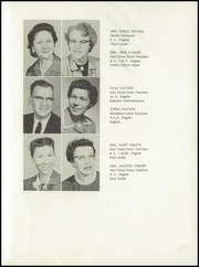 Page 13, 1957 Edition, Liberty Eylau High School - Leopard Yearbook (Texarkana, TX) online yearbook collection