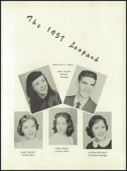 Page 5, 1957 Edition, Liberty Eylau High School - Leopard Yearbook (Texarkana, TX) online yearbook collection