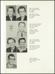 Page 9, 1957 Edition, Liberty Eylau High School - Leopard Yearbook (Texarkana, TX) online yearbook collection