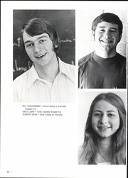 Page 30, 1973 Edition, Scarborough High School - Orion Yearbook (Houston, TX) online yearbook collection